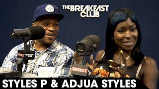 Styles P Opens Up About Their Daughter's Suicide