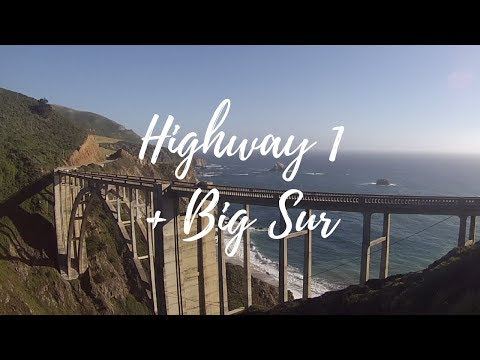 California State Highway 1 and Big Sur