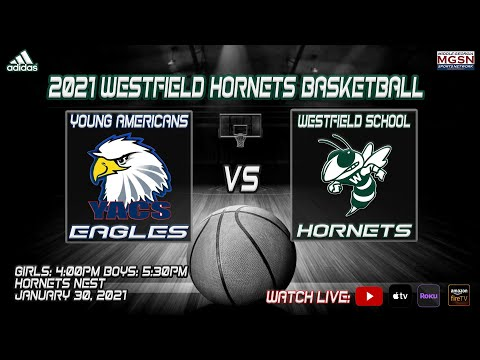 Young Americans Christian School Eagles vs. Westfield School Hornets