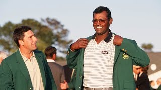 2000 Masters Tournament Final Round Broadcast
