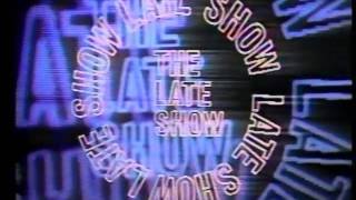 The Late Show 1975 WKRG Movie Intro