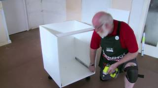 How To Install Drawer Runners - Diy At Bunnings
