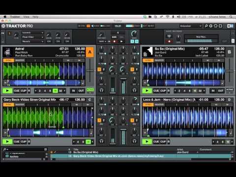 Double Identity - Techno mix 1