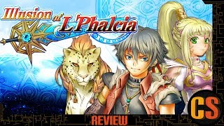 ILLUSION OF L'PHALCIA - PS4 REVIEW (Video Game Video Review)