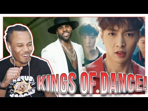Reacting To Jason Derulo LAY NCT 127 - Let&39;s Shut Up & Dance