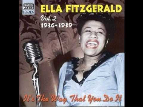 """The Man I Love"" Ella Fitzgerald"