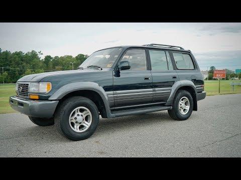 Davis AutoSports 1997 LEXUS LX 450 LANDCRUISER / FOR SALE