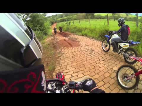 Trilha de moto Bauru 2013 Travel Video