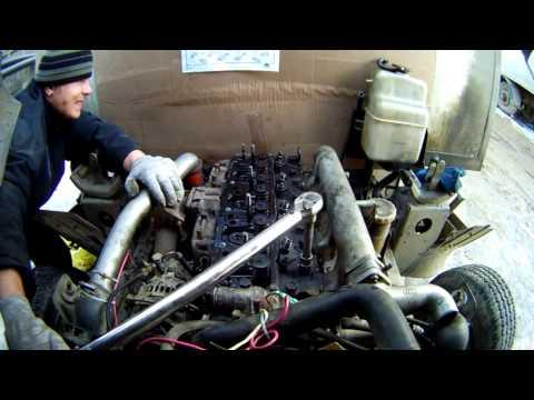 Момент затяжки головки блока цилиндров трактора | Ремонт.
