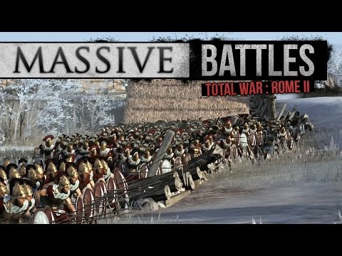 Last Defense of the Spartans (Massive Battles)