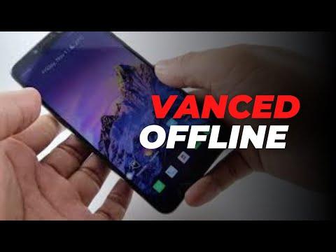 YOUTUBE VANCED ERROR - INTERNET OFFLINE