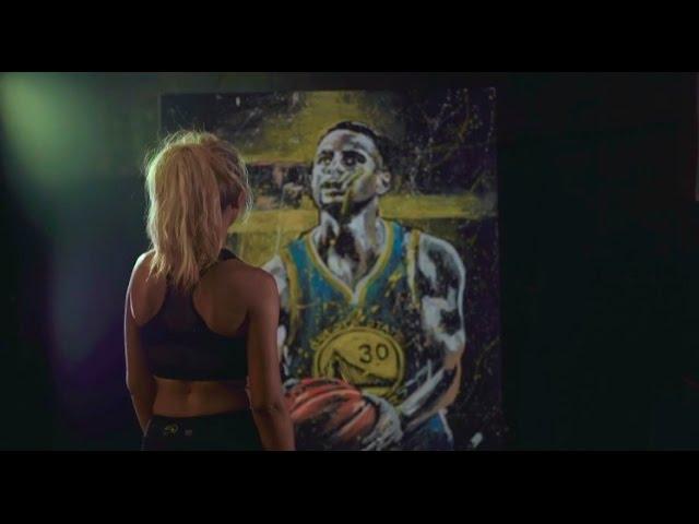 Jessica Haas | ART IS MY SPORT | Speedpainting