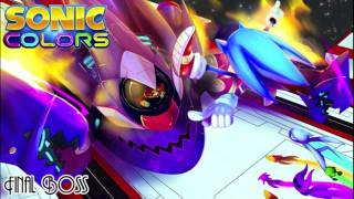 Final Boss FULL MP3 DOWNLOAD from Sonic Colors