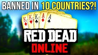Why Poker Wont Load For Some Red Dead Online Players