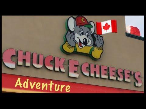 Chuck E Cheese Canada | Arcade Games | Family Fun