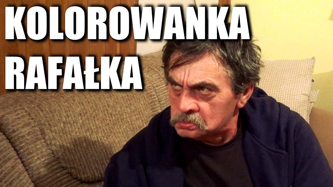 Kolorowanka Rafałka – Grzybowscy (Jeleniejaja)