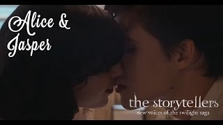 We've Met Before (Alice y Jasper) Storytellers: Twilight - Sub. Español