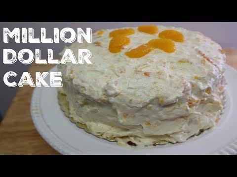 How To Make Million Dollar Cake