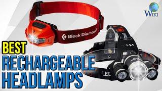 10 Best Rechargeable Headlamps 2017