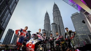 A trip to the Petronas Twin Towers in Kuala Lumpur
