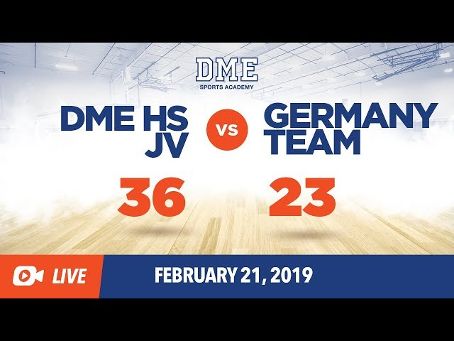 DME JV vs. Team Germany