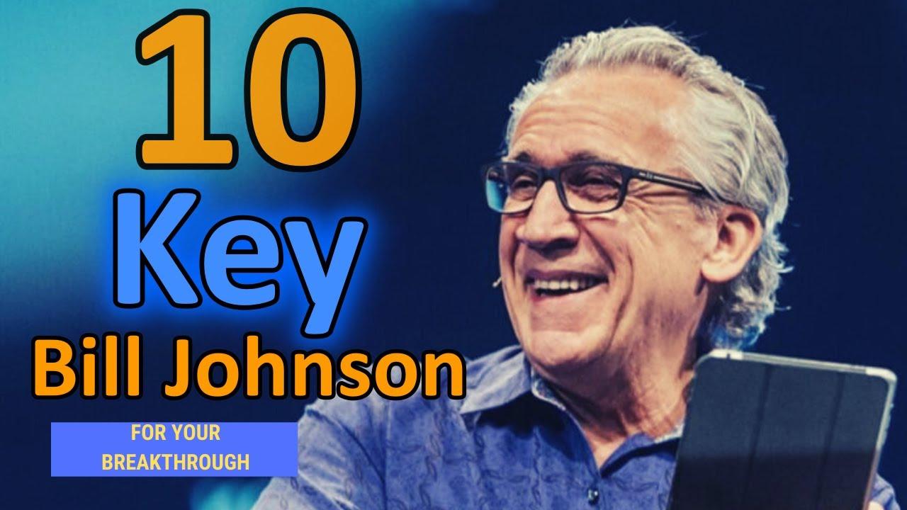 Download Bill Johnson (Secrets) - 10 Keys For Your Breakthrough