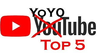 Top 5 Most Underrated YoYo Channels.