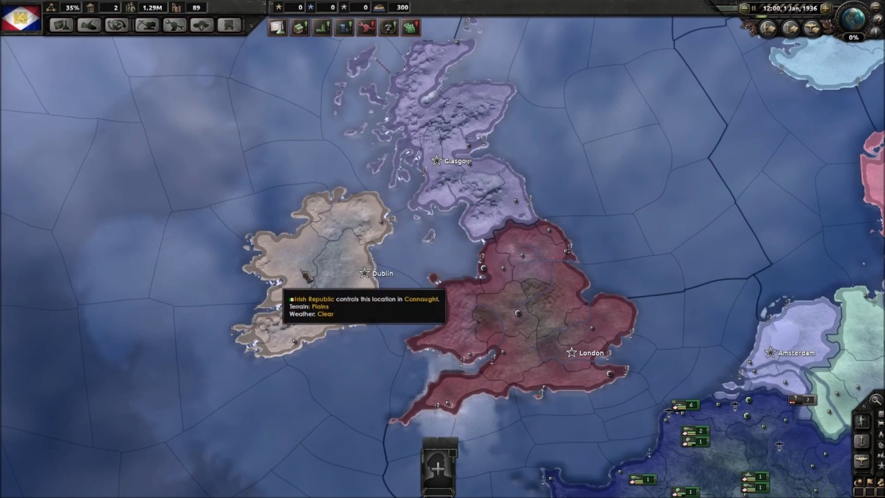Hoi4: My top 5 favorite scenario mods!