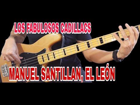 Los fabulosos Cadillacs manuel santillan el leon cover bajo #losfabulososcadillacs #elleon #flavio mp3