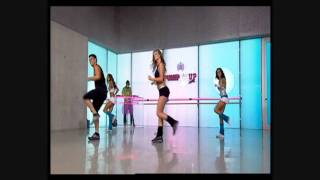 Pump It Up Aeroburn Ministry Of Sound - Tone It Up Workout - HD