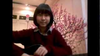 (Guitar cover) Kina Grannis - Valentine