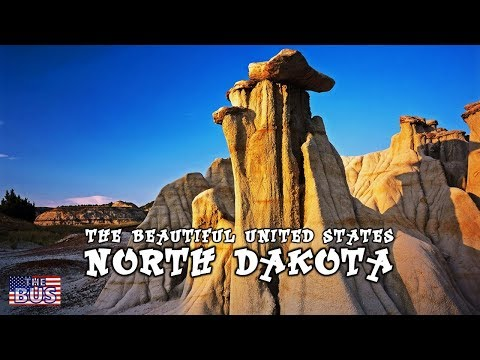 USA North Dakota State Symbols/Beautiful Places/Song NORTH DAKOTA HYMN w/lyrics