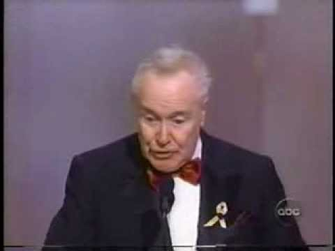 Jack Lemmon wins 2000 Emmy Award for Lead Actor in a Miniseries or Movie