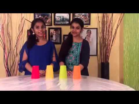 "Below: Unbelievable Rendering Of ""Piya To Se Naina Lage Re"" In A Unique Way By Two Young Girls. A Mu"