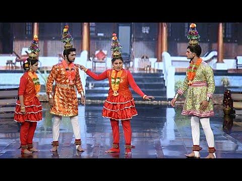 #NayikaNayakan I Final 'Karakattam'  I Mazhavil Manorama