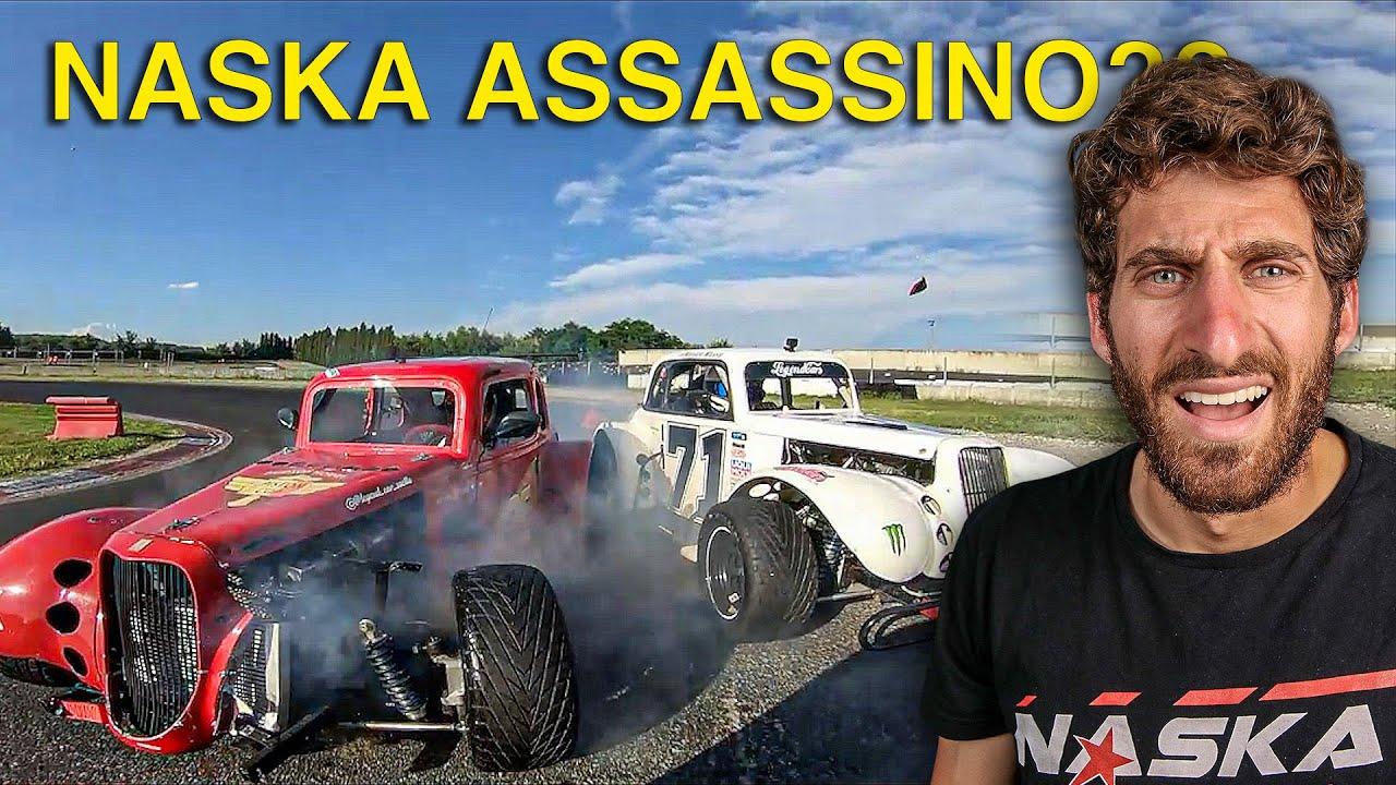 FOLLIA IN PISTA. Mi distrugge la macchina 3 volte. Perché? Vendetta? Racing is Life 2021