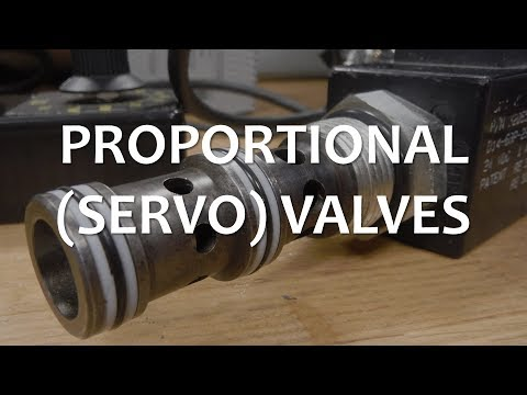Introduction to Proportional (Servo) Valves (Full Lecture)