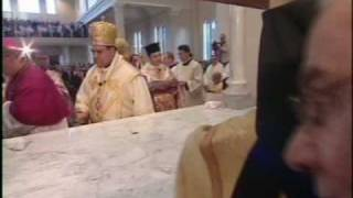 Dedication of St-Sauveur Cathedral in Montreal Part 3