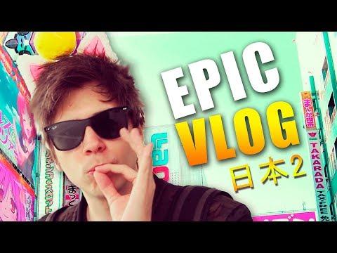 ATACADO POR UN INODORO JAPONES | Epic Vlog 2