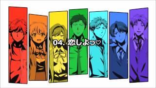 Gekkan Shoujo Nozaki-kun OST FULL