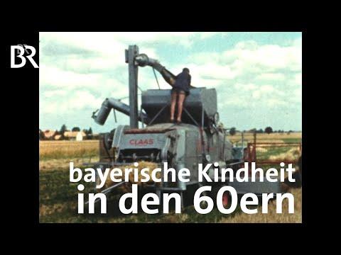 Reise in die Vergangenheit: Eine 60er Jahre Kindheit auf dem bayerischen Land