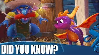 Spyro Reignited Trilogy - 10 Things You Didn