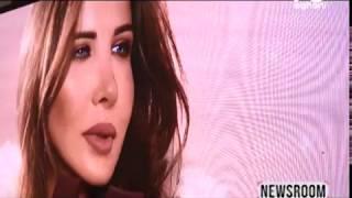 بعد بيروت، نانسي عجرم تحتفل بنجاح ألبومها في مصر !