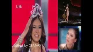 Video Riyo Mori ( Japan ), Miss Universe 2007 - Crowning Moment download MP3, 3GP, MP4, WEBM, AVI, FLV Juni 2018