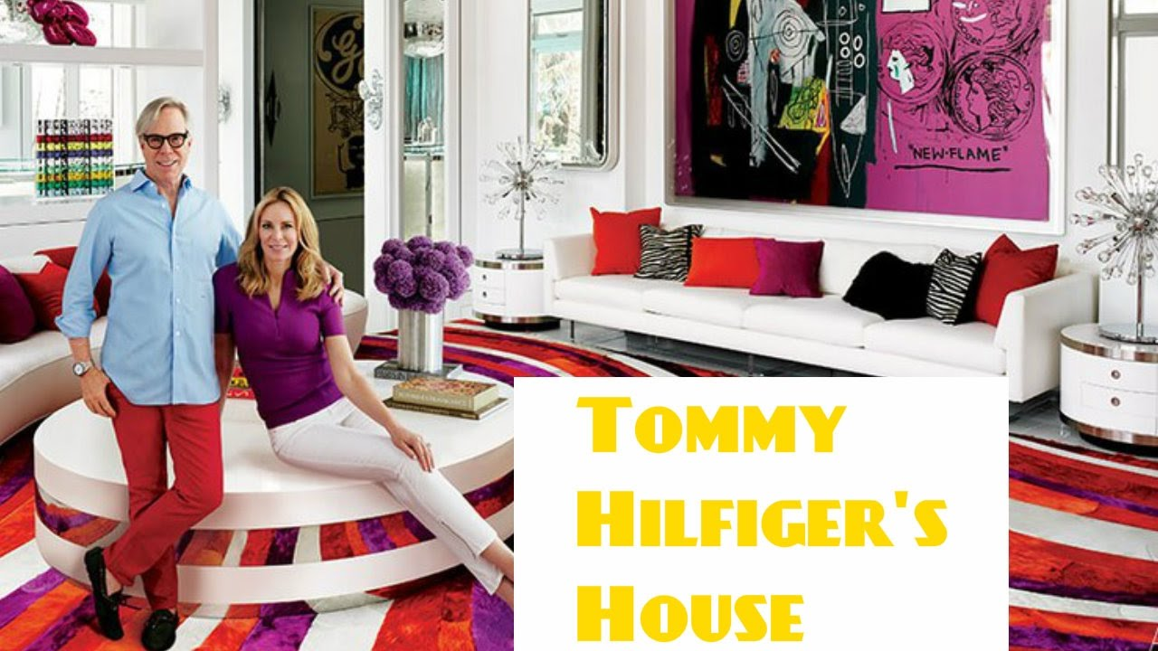 tommy hilfiger's house 2017 - youtube