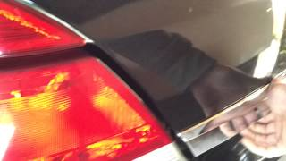 Astra H Twintop roof problem