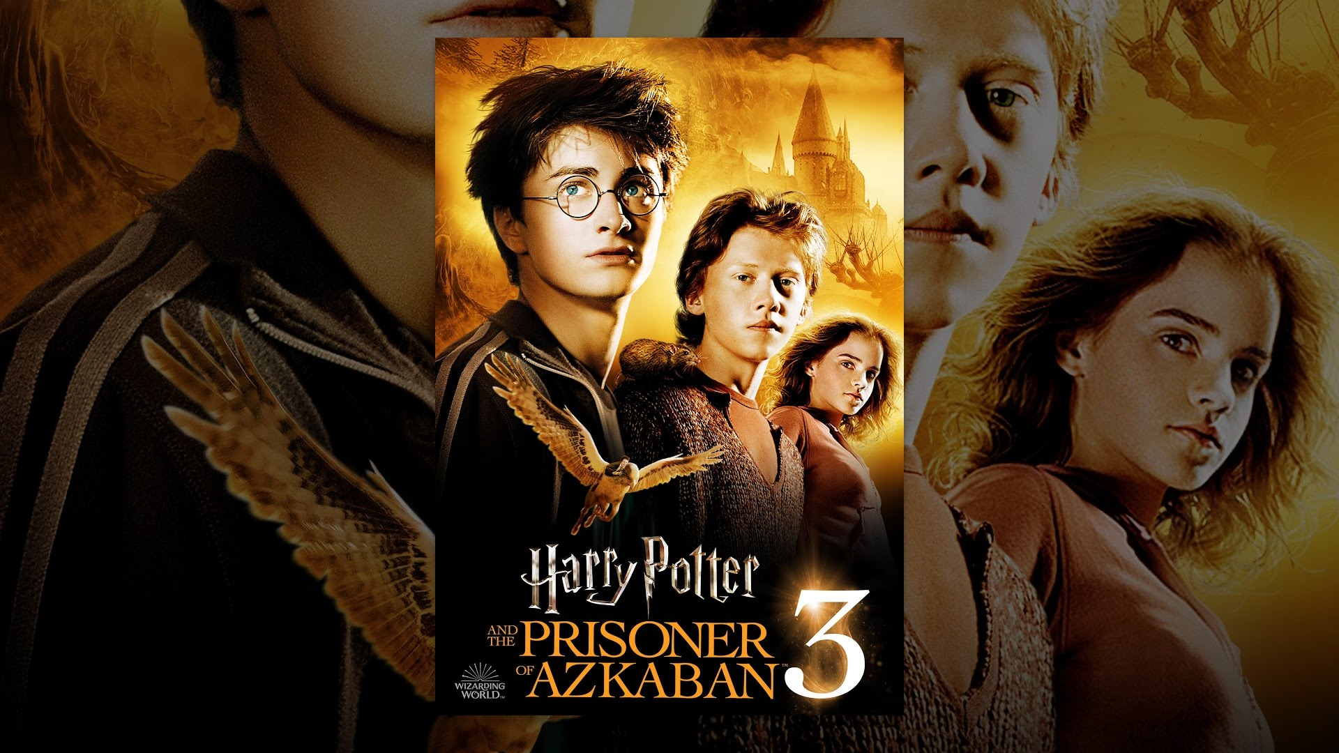 Watch Harry Potter and the Prisoner of Azkaban (2004) Full ...