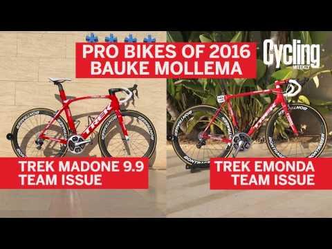 Pro bikes of 2016: Bauke Mollema