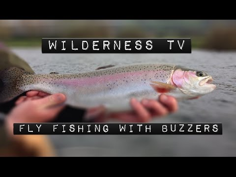 Fly Fishing with Buzzers