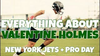 VALENTINE HOLMES: EVERYTHING TO KNOW ABOUT THE NEW YORK JETS INTERNATIONAL RECRUIT!
